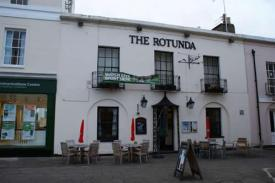 ROTUNDA TAVERN on Cheltenham Night Out | Promoting Cheltenham's nightlife for a great night out in Cheltenham.