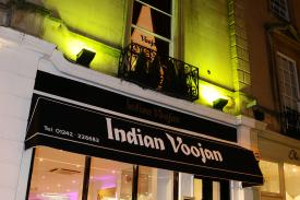 INDIAN VOOJAN on Cheltenham Night Out | Promoting Cheltenham's nightlife for a great night out in Cheltenham.